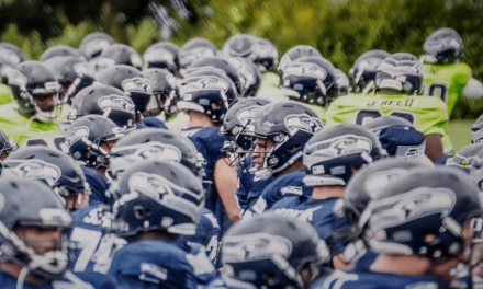 Seahawks Playbook Podcast Episode 186: Training Camp Week 3 / Offensive Line