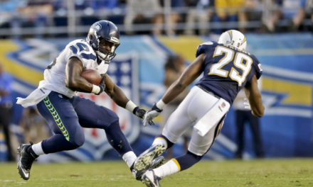 EPS 23: Preseason Game 1 Review Los Angeles Chargers vs Seattle Seahawks