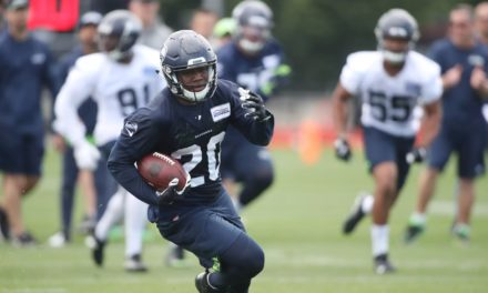 Hawks Playbook Podcast Episode 62 First Roster Look: QB's and RB's