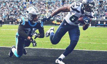 Hawks Playbook Podcast Episode 91  Seahawks Tame the Panthers