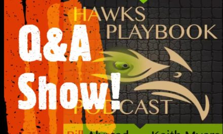 Hawks Playbook Podcast Episode 100 Special Question & Answer Show
