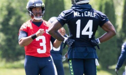 Hawks Playbook Podcast Episode 119: QB's, RB's & WR's Position Group Preview