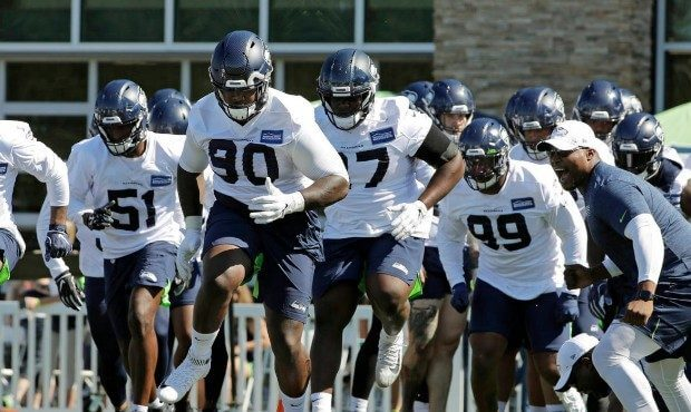 Seahawks Playbook Podcast Episode 184: Training Camp Week 1