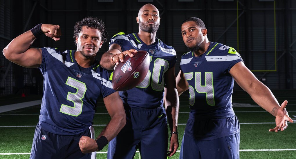 Seahawks Playbook Videocast Episode 228: Seahawks All-Time Top 5 Lists