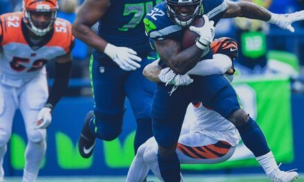 Hawks Playbook Podcast Episode 132: Seahawks Survive Game 1, Now Face Steelers on the Road