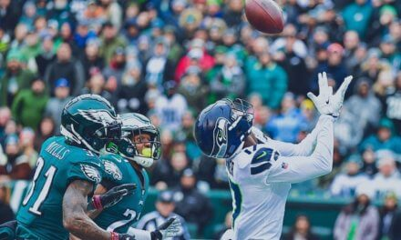 Hawks Playbook Podcast Episode 143: Hawks Beat Eagles and Now Face Off Against Vikings