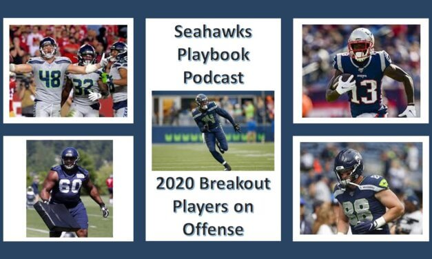 Seahawks Playbook Podcast Episode 179: 2020 Offensive Breakout Players