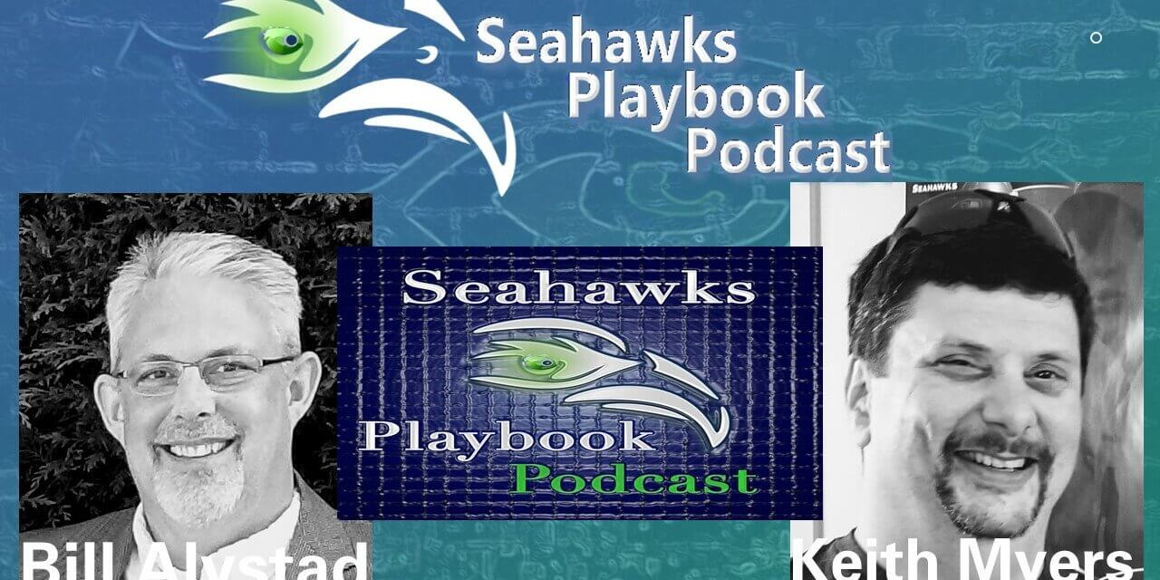 Seahawks Playbook Podcast Episode 192: Seahawks Go 3-0, Travel to Miami Next.