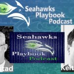 Seahawks Playbook Podcast Episode 196: Seahawks Drop one and Look Ahead to battle with 49ers