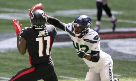 Julio Jones Trade Rumors Heating Up for Seahawks