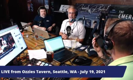 Seahawks Playbook Podcast Episode 236: Live from Ozzie's