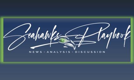 Major Seahawks Playbook Announcement!
